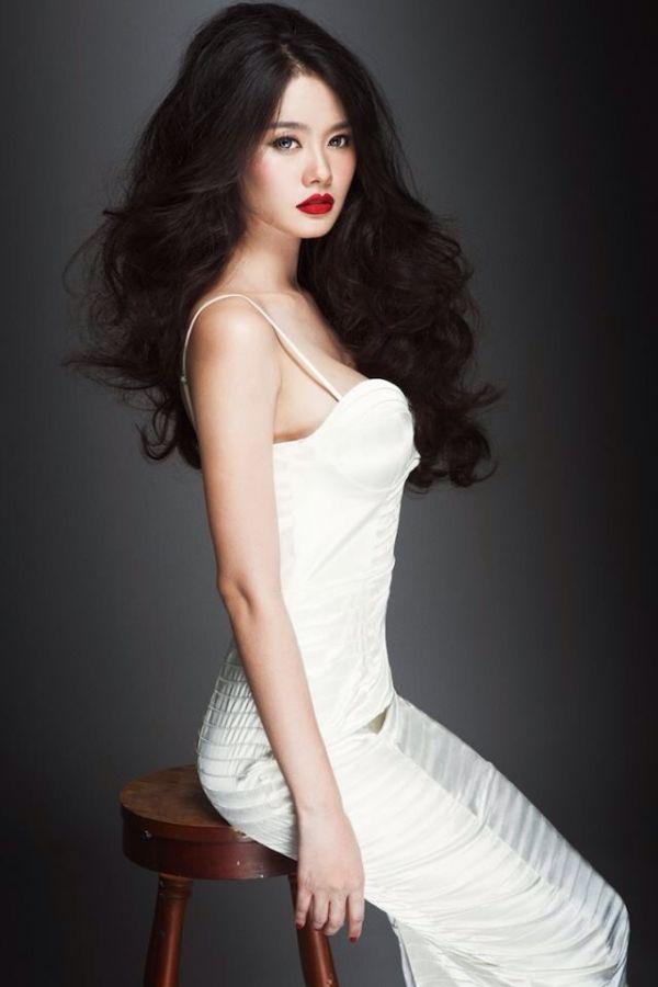 Sau nâng ngực, Á hậu Linh Chi ngày càng gợi cảm và cuốn hút 8
